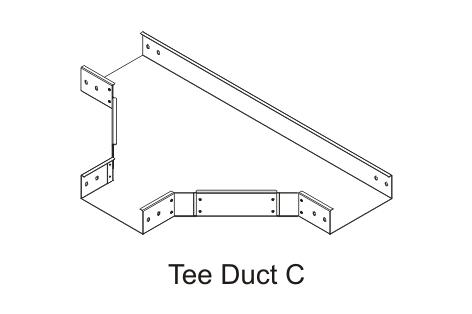 Tee-Duct-C