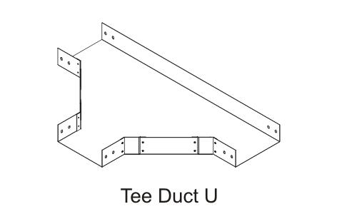 Tee-Duct-U