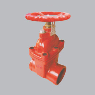 Groove-Non-risingstem-Relisient-seated-Gate-Valve-amd1